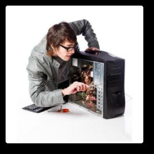 И необходим срочный ремонт компьютера